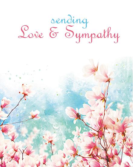 create free Love & Sympathy group card