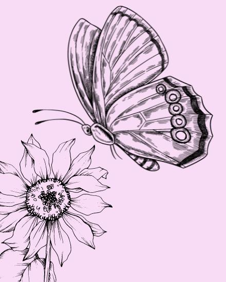 create free Sunflower group card