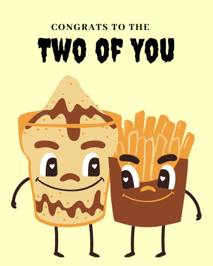 create free Two of You group card